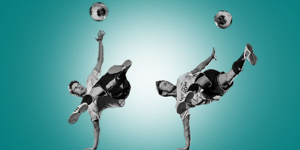 Fussball Freestyler Showact