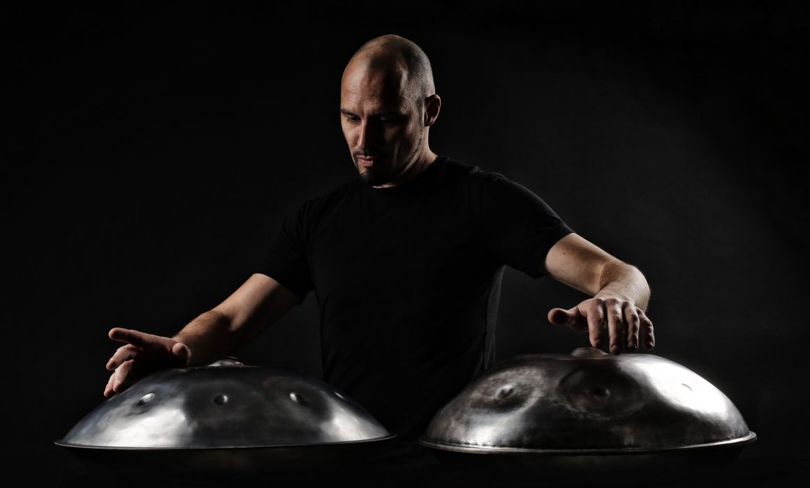 SLIKK Handpan Music Act